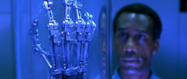 terminator hand