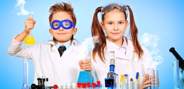 child-scientists