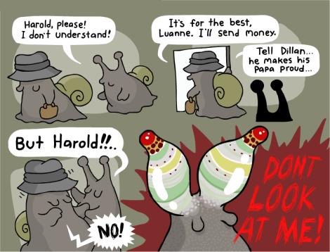 snail comic