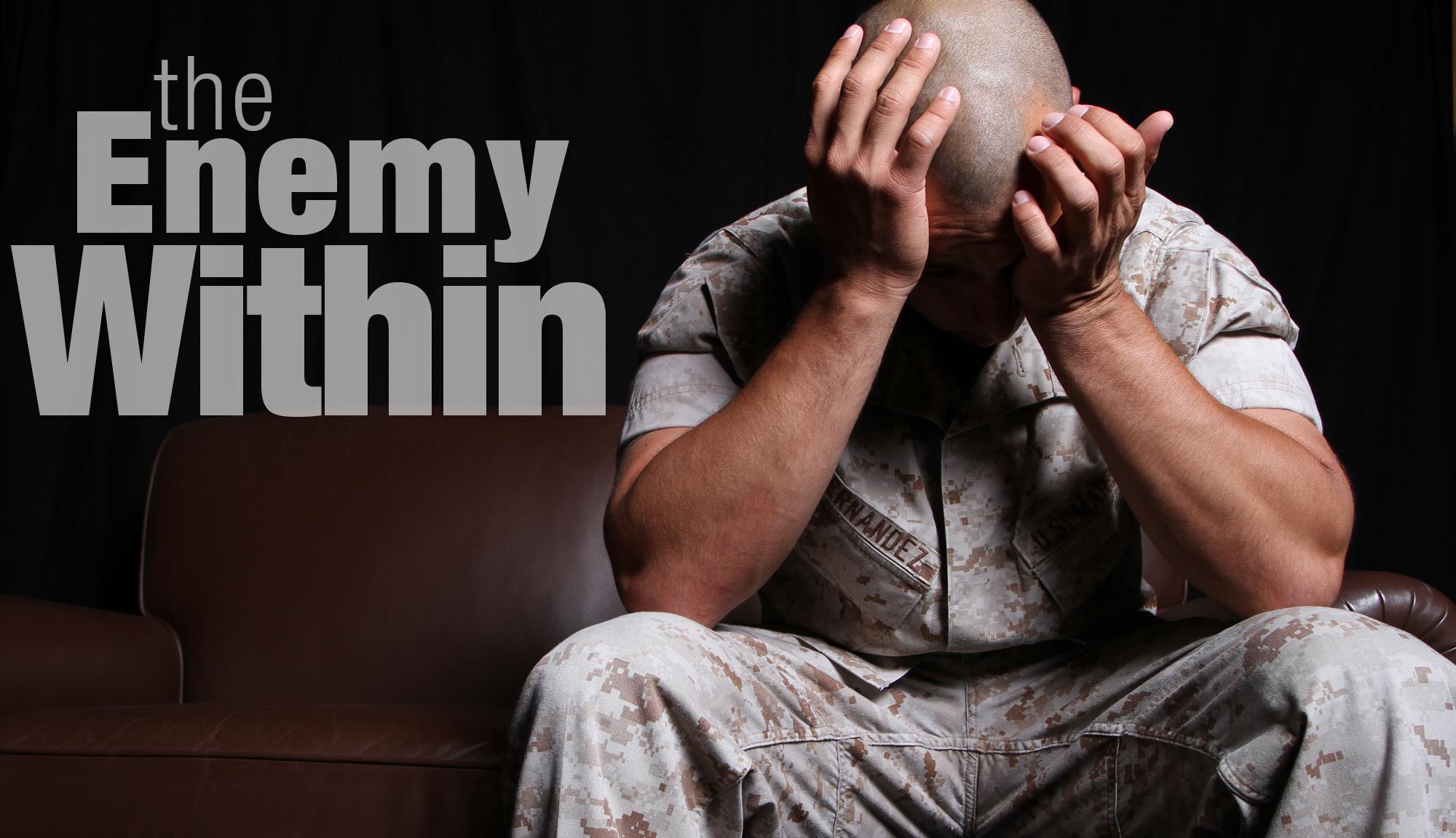marine suicide
