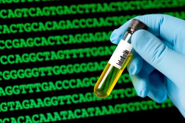 Patient DNA data