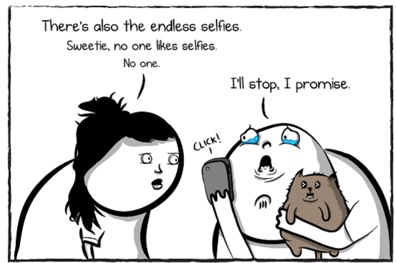 This awesomeness is from The Oatmeal, check out his website for the rest of the comic!