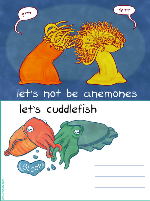 A very sciencey valentine s day lunatic laboratories for Fish pick up lines