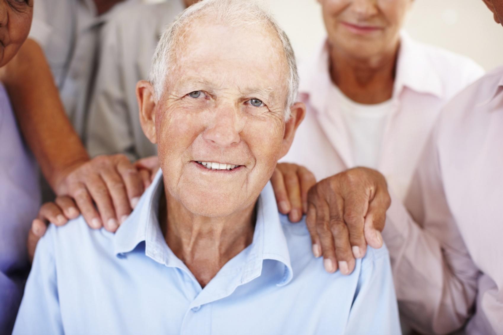 alzheimers older man