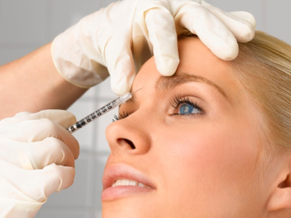 Botox injections take interesting trip though the nervous system