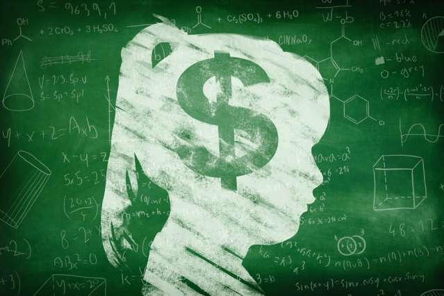 Family income can have lasting changes in the brain
