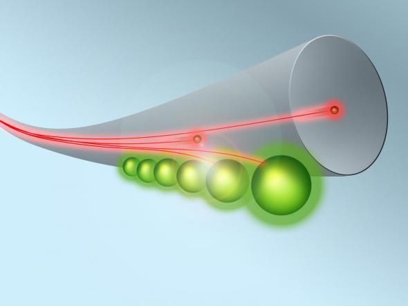 Using atoms to slow light