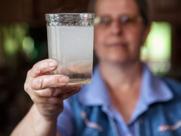 fracking additives in drinking water