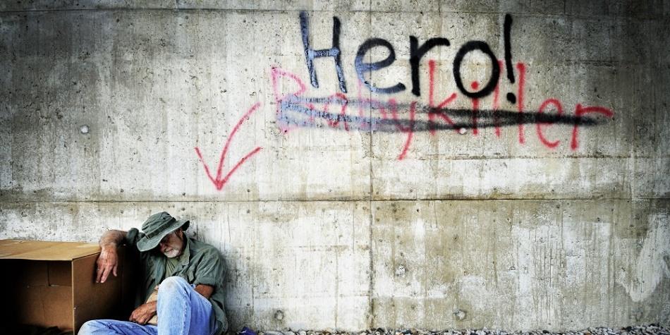 Veterans suffer from PTSD
