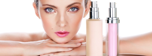 Nanoparticles in cosmetics