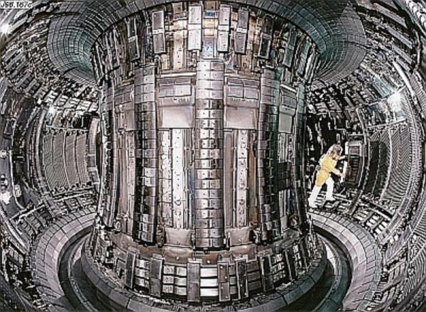 tokamak fusion reactor