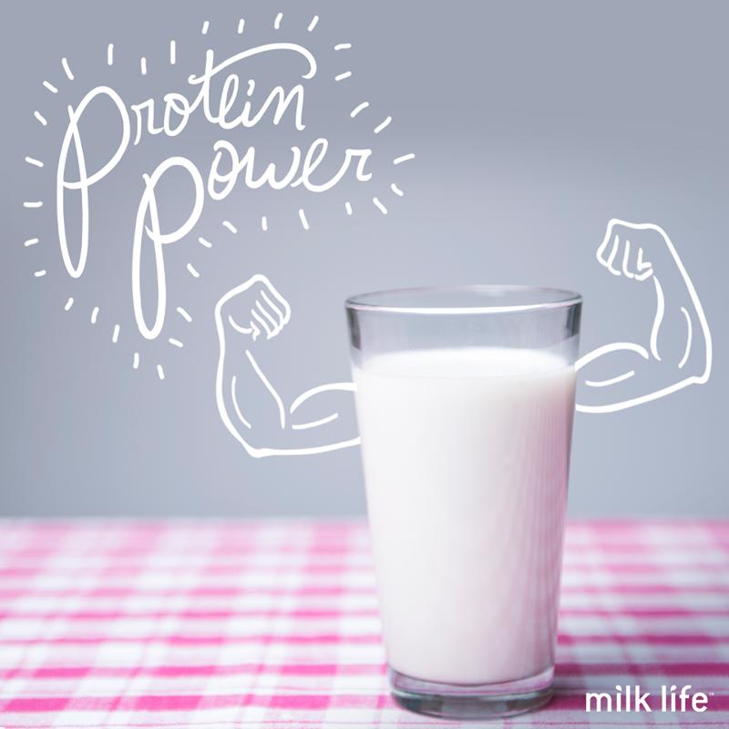 Milk Drinking Then Face Fucked