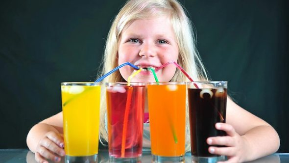 drinking sugary drinks daily causes liver problems