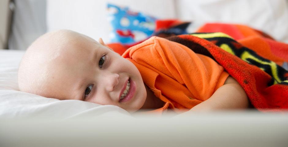 Childhood cancer cells drain immune system's batteries