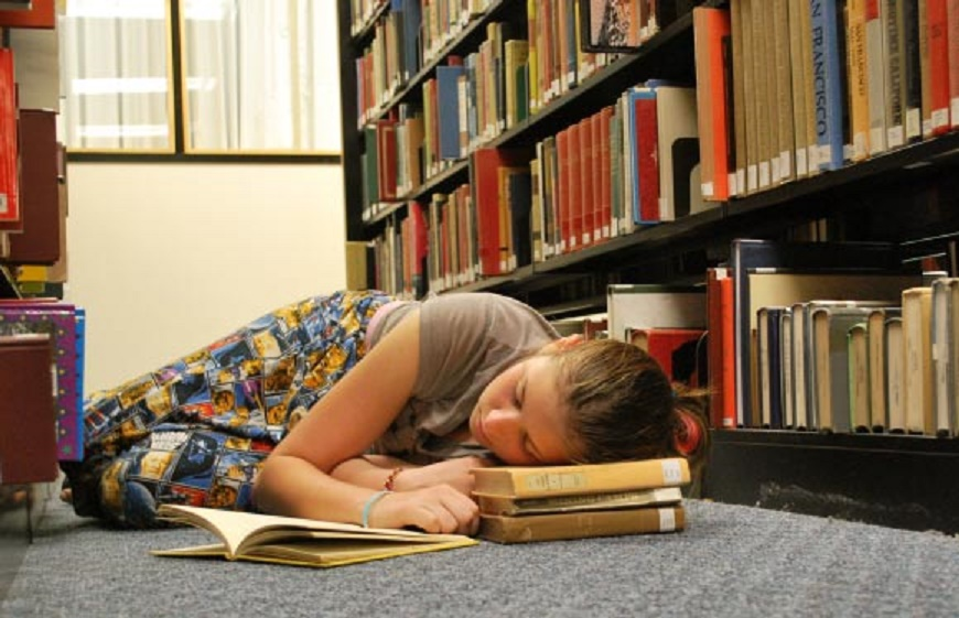 Lack of ZZZZs may zap cell growth, brain activity