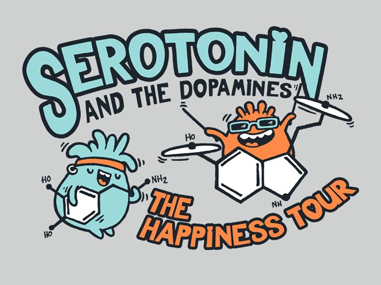 lack of serotonin alters development and function in the brain lunatic laboratories. Black Bedroom Furniture Sets. Home Design Ideas