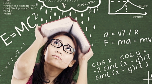Girls should expect poorer physics grades