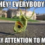 Attention neuron type identified