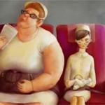 flying obese