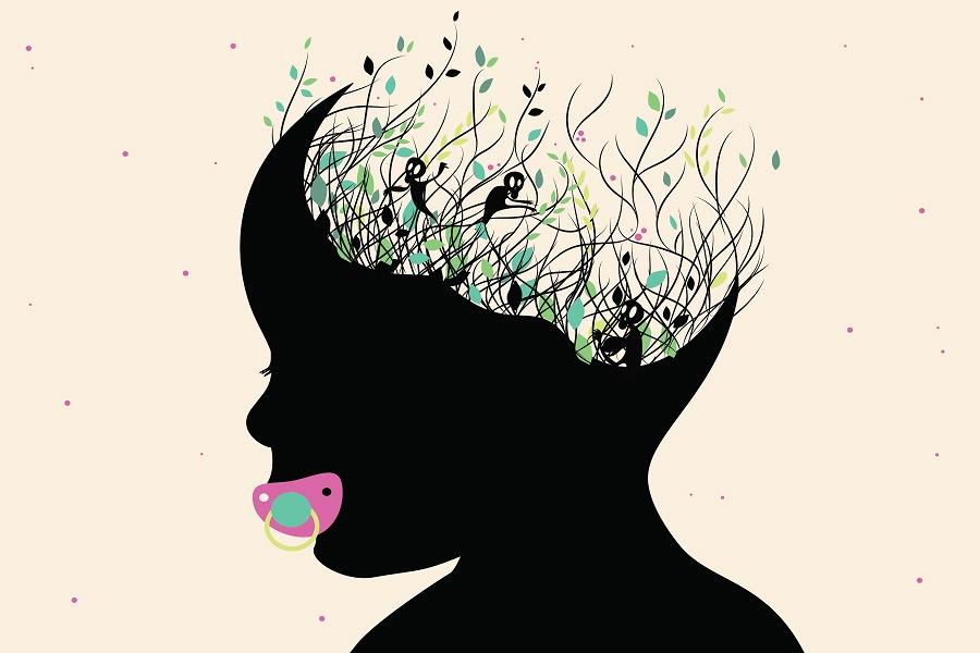 Origin of schizophrenia