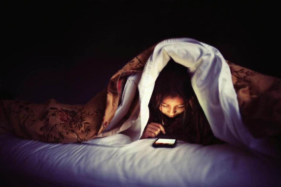 smartphones and sleep
