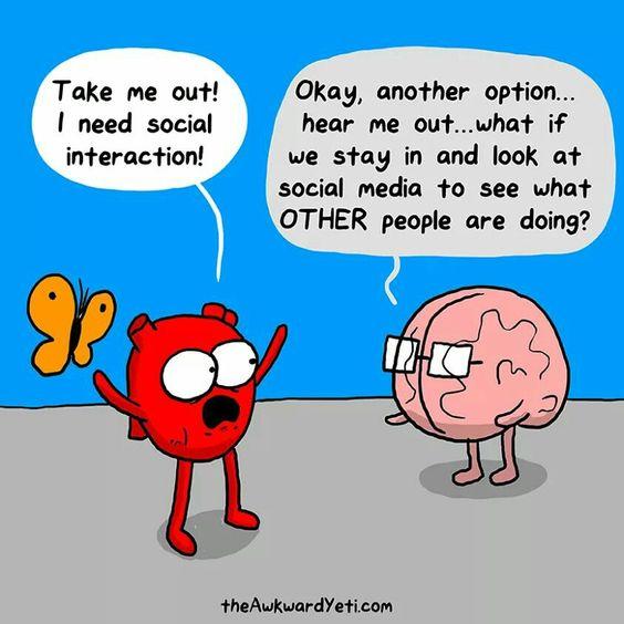 social interaction today