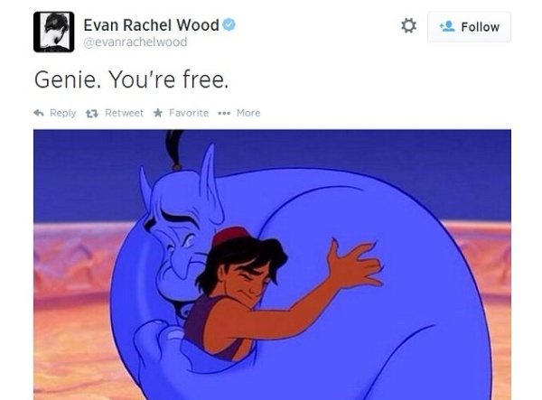 genie you're free