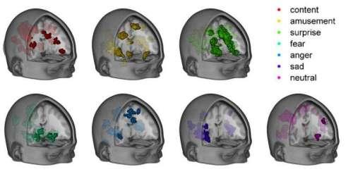 MRI emotions