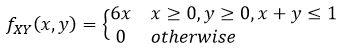 Day #59 : Two Random Variables Q1