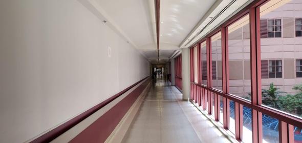 VA hallway