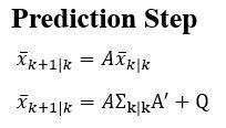 Prediction step