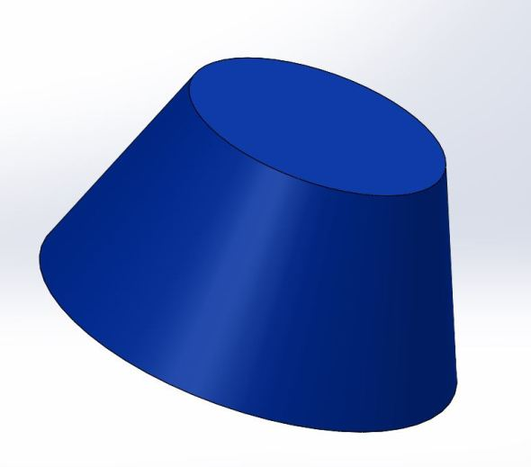 revolved solid