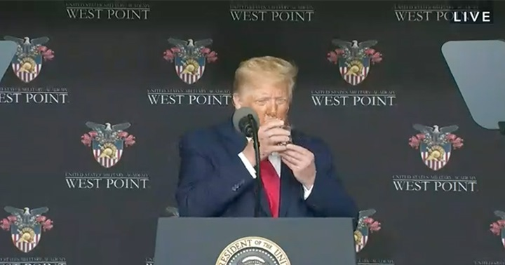 trump water