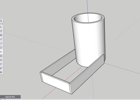 Sketchup - neck 7