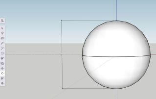 Sketchup Sphere