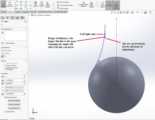 Solidworks - step 4