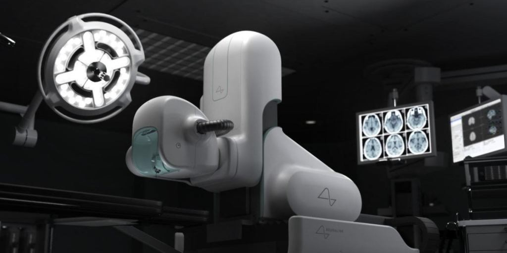 The sewing machine like robot that is the linchpin for neuralink.