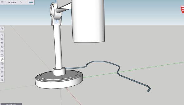 Sketchup - Cord3