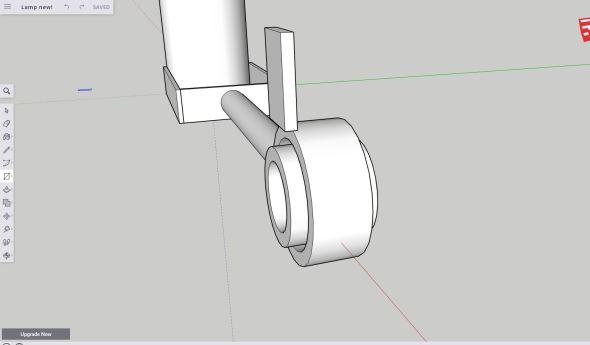 Sketchup - joint 10