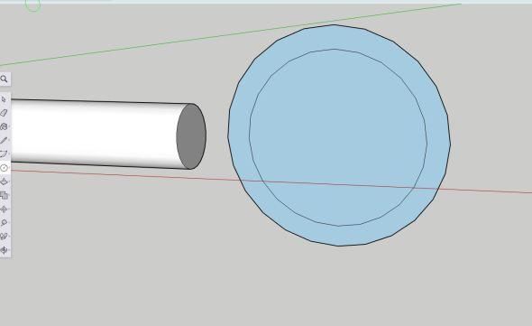 Sketchup - joint 2