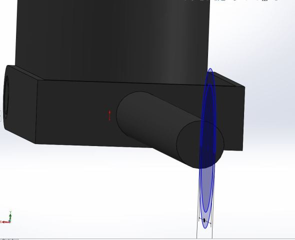 Solidworks - joint 3