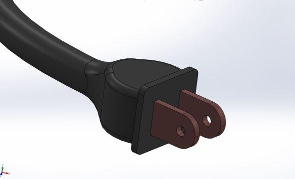 Solidworks - plug